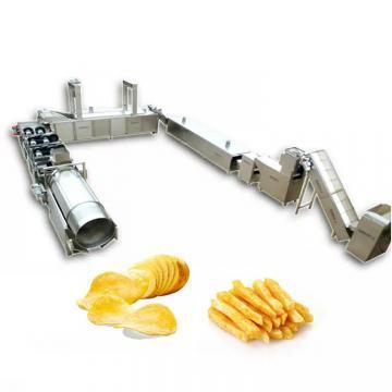 Dayi Fully Automatic Fried Potato Chips Snack Making Machine