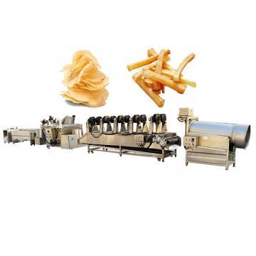Potato Sheet Dryer Potato Chip Drying Machine