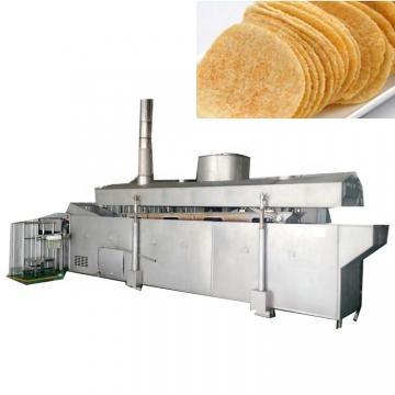 Potato Washing Peeling Cutter Slicer Chips Making Machine Et-X10c