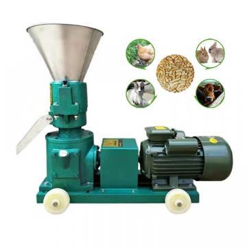 Flat Die Wood Pellet Feed Pellet Mill Pellet Maker