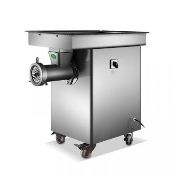Hr32 Commercial Food Processor Electric Motor Cast Iron Meat Grinder Slicer Machine Industrial Coconut Meat Grinder for Sale