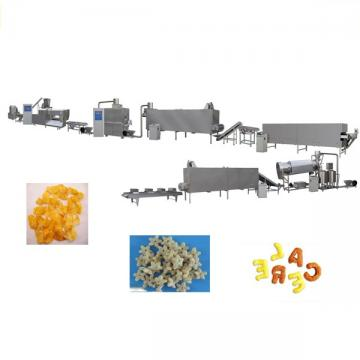 Instant Breakfast Cereal Corn Flakes Maker Making Machinery