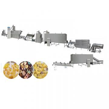 Saibainuo Twin Screw Extruder Corn Flakes Cereal Maker Machine