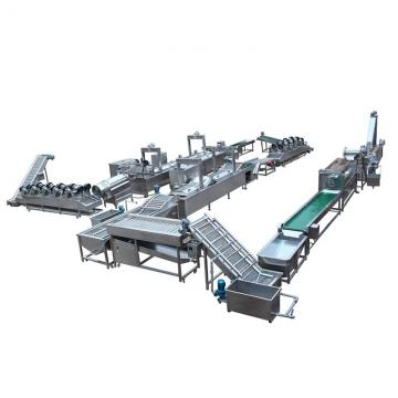 Top Quality Frozen French Fries Making Machine