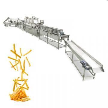 Frozen Potato Chips Making Machine French Fries Fryer Crisps Frying Machine