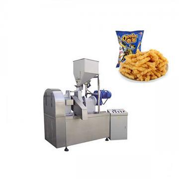 Snack Food Fried Cheetos /Kurkure /Niknak Production Line/Fryer Machine