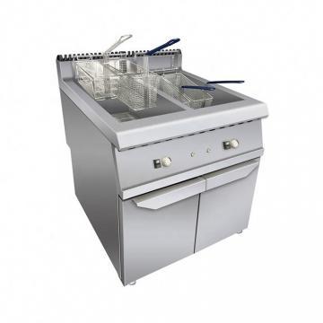 Double Tanks Industrial Fryer for Frying Food (GRT-E132V)