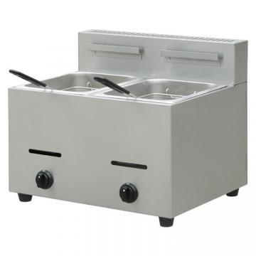 Restaurant Usage Gas Power Source Chicken Pressure Fryer with Industrial Price Pfg-800