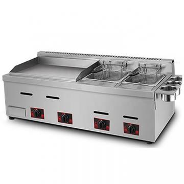 2018 Commercial Industrial Fast Food Potato Gas Fryers
